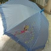 Детский Зонтик-трость для маленькой принцесы