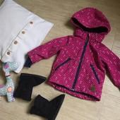 Softshell куртка \ ветровка H&M 2 роки