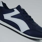 Подростковые кроссовки white and blue