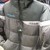 Распродажа Зимняя куртка Адидас Очень тёплая !