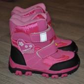 Зимние термо-ботинки Tomm 27,30,31,32