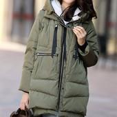 Зимняя женская куртка парка-хит сезона,новая коллекция,фабричное производство!В наличии разные цвета