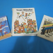 Детские книги на английском языке, Лот - 1 книга, блиц - 2кн, Уп 10(15) грн