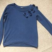 Красивый свитер Кира Пластинина, Л, УП+12 грн