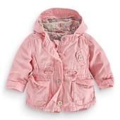 Куртка на девочку 6-12 мес фирма  I love next