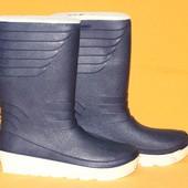 Сапоги резиновые Италия Размер 41-42