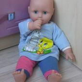 Кукла пупс peterkin 34 см