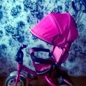 Трехколесный велосипед super trike