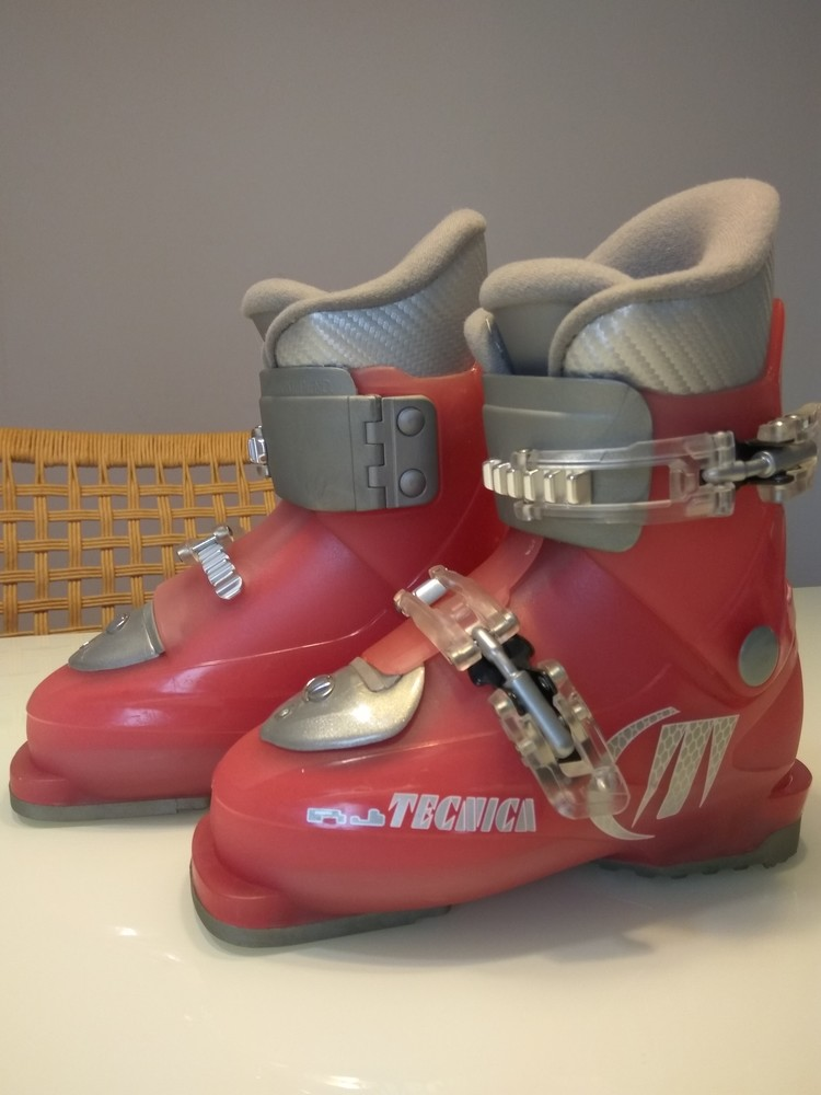 Ботинки лыжные детские Tecnica 18см., 650 грн. в Полтаве - Лыжи и ... 18fe74b412f