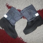 Осінні чоботи 39р