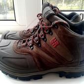 Зимние ботинки Columbia. Стелька 27,5см. Размер 42.5. Оригинал