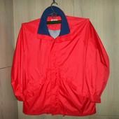 куртка ветровка непромокаемая очень большой размер XXL
