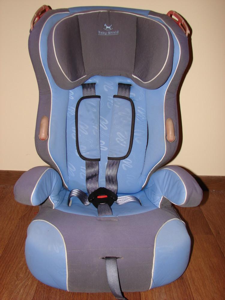 Автокресло Baby Shield Категория 9 мес.-12 лет (9-36 кг) фото №1