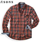 Фланелевая рубашка xxl Watsons Германия