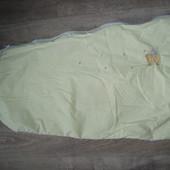Теплый спальник Дисней на 6-18 месяцев в отличном состоянии