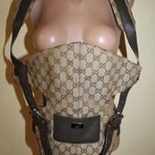 Gucci Оригинал номерная сумка - переноска. Made in Italy