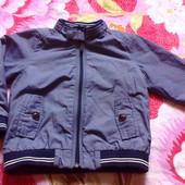 красивая куртка ветровка 2-3 года