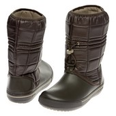 Сапоги Сrocs womens crocband II. 5 winter boot W8