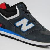 Зимние мужские кроссовки New Balance
