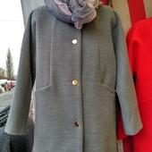 Пальто для девочки р 134-152
