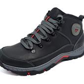 Зимние ботинки Ecco Hz1 Black