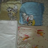 Постелька и одеялка