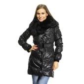 Женский зимний пуховик пальто куртка Colins Colin's Колинз (оригинал) !!! хс, с, м, л