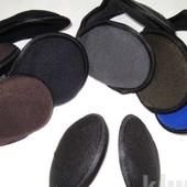 Ear Warmers — ушкогрейки – теплые наушники для взрослых и детей, Серые