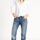 Легендарные бойфренды 501 CТ jeans от levis, все размеры, оригинал США