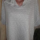 Реглан хлопковый женский,размер S/M