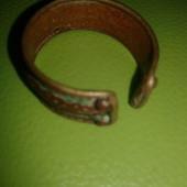 Старовинний перстень.
