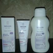 Детское молочко для тела с алтеем Weleda белая мальва
