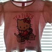 Реглан для дівчинки(104).(Hello Kitty)