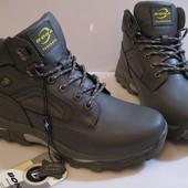 Мужские кожаные кроссовки(ботинки) Bona, Зима 41-46-й. Две модели.