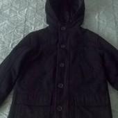 шерстяное пальто на мальчика 7 8 лет