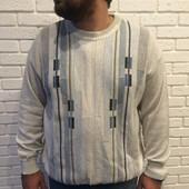 Мужской свитер Breidhof серый