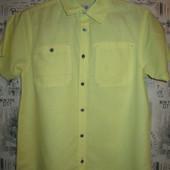Фирменная рубашка Next оригинал р-р 40-42
