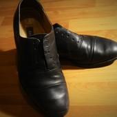 Бренд: Bally! Оригинал! Натуральная кожа! Крутые туфли. Стелька 27,5