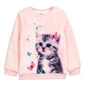 Плюшевые свитера H&M Англия оригинал размеры вналичии