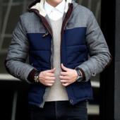 Зимняя мужская куртка стиль 2016