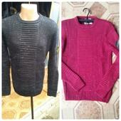 Теплые мужские свитера Турция