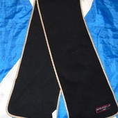 Фирменний стильний флисовий  шарф.Ф.к Манчестер