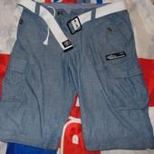 Фирменние стильние брендовие шорти бриджи McKenzie.м-л .