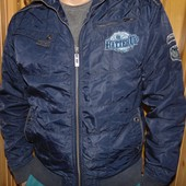 Фирменная стильная курточка Denim Tom Tompson м-л.