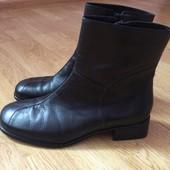 Кожаные ботинки Verhulst Нидерланды в отличном состоянии