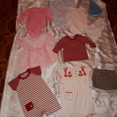 Одежка 3-6 месяцев