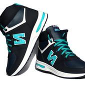 Зимние мужские кроссовки в стиле New Balance (НБ-521Б)