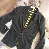 Стильный пиджак Zara Man ( куплен в Болгарии ) в идеале