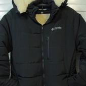 Мужская куртка зима на меху Columbia