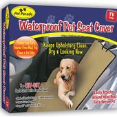 Накидка на заднее сиденье автомобиля Pet Seat Cover для перевозки животных